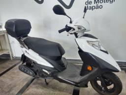 Scooter Haojue Lindy 125 - 2020 / 2021 - apenas 308 km