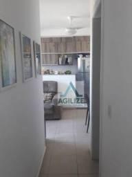 Apartamento à venda, 56 m² por R$ 250.000,00 - Glória - Macaé/RJ