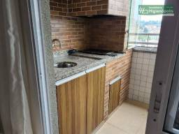 Lindo Apartamento com 2 dormitórios à venda, 54 m² por R$ 360.000 - Vila Baeta Neves - São