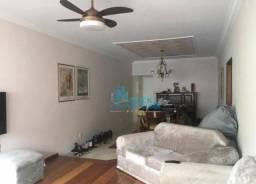 Apartamento com 3 dormitórios à venda, 150 m² por R$ 645.000,00 - Ponta da Praia - Santos/