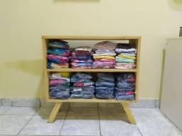 45 peças de roupas infantis