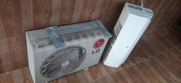 Ar condicionado LG 9.000 BTUs