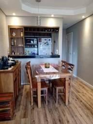 Apartamento com 3 dormitórios para alugar, 68 m² por R$ 1.650,00/mês - Alto - Piracicaba/S
