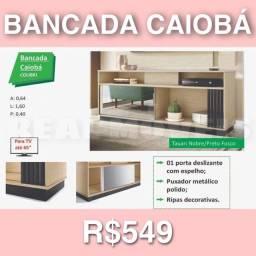 Bancada caioba bancada caioba - 1949592029