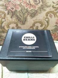 Relógio chilli beans