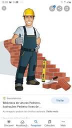 Pedreiro pintor