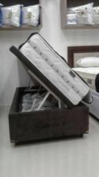 Base Box Bau Solteiro, Ligue e Compre Direto Da Fabrica Master Box! Ligue 21 2764-9572