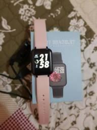 Vendo Smartwatch B57 Relógio Inteligente Fitness Smart Hero Band