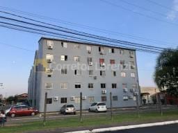 Apartamento de 2 dormitórios com garagem em NH