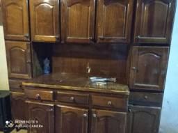 Vendo armário e pia antigo para restaurar