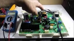 Reparos placas LG . Samsung . Eletrolux