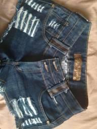 Short jeans por girl n°40
