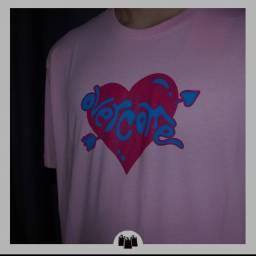 Camiseta Barata Overcome
