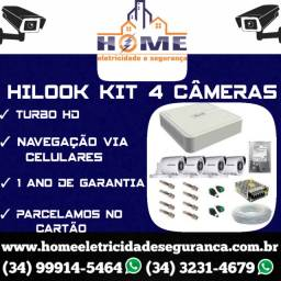 Câmeras de Segurança Hilook *