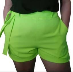 Título do anúncio: Short Alfaiataria Plus Size