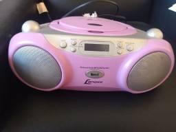 Rádio portátil Lenoxx