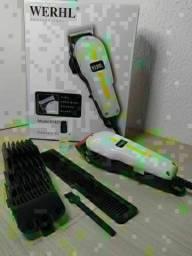 Máquina de cortar cabelo PROFISSIOAL WERHL<br>