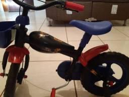 Bicicleta infantil, Aro 12, sem uso