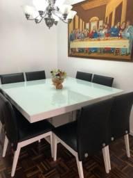 Linda Mesa de Jantar + 8 cadeiras