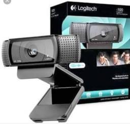 Alugamos Webcam Logitech C920