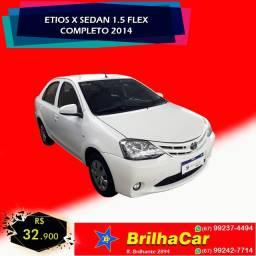Etios Sedan 1.5 Flex