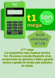 Máquinetas Ton na promoção 67,26