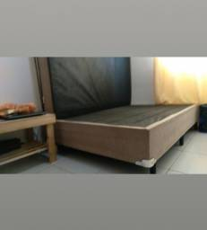 Cama box/base plumatex