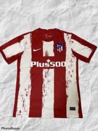 Camisa Atlétic de Madrid 21/22