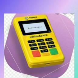 Maquineta minizinha NFC