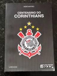 Livro Centenário do Corinthians