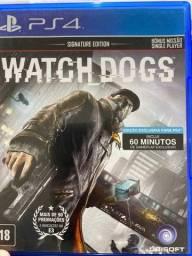 Jogo PS4 Watchdogs
