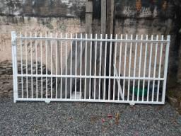 Portão em Alumínio