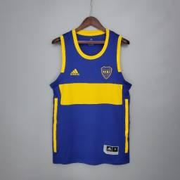 Camisa Futebol Boca JR