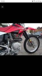 Honda crf 230f 2012