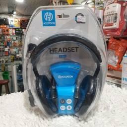 Fone Headset de PC HOOPSON F-014