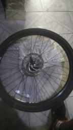 Roda completa aro 26, extreme