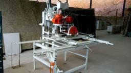 Máquina de fazer boca de pia com acabamento