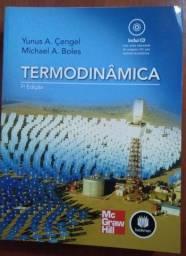 Livro Termodinâmica - Çengel - 7ª Ed.