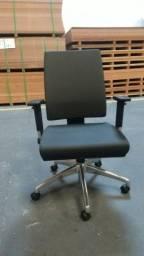 Cadeira em Couro Executiva - Nova