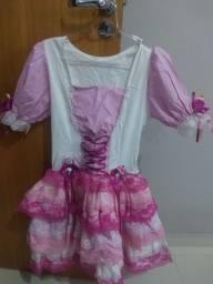 Vestido modelo: Caipirinha