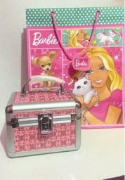 Maleta de maquiagem da Barbie ?