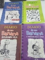 Livros Diário de um Banana Capa Mole