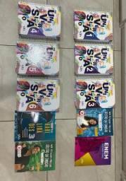Livros e Apostilas SAS 6v