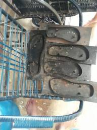 Maquina de sandálias