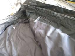 Jaqueta de motoqueiro G.