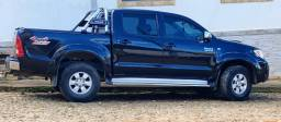 Hilux srv 2008/2008 4x4 diesel,automatica completar