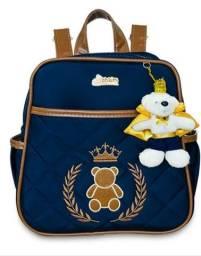 Vendo bolsa e frasqueira infantil