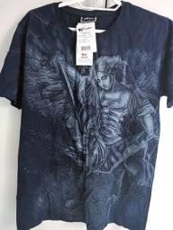 Camiseta Unissex Religiosa