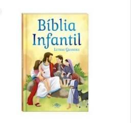 30,00 Reais Bíblia de criança ilustrada