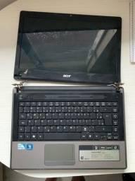 Notebook  Acer Aspire 4745Z (Com defeito)